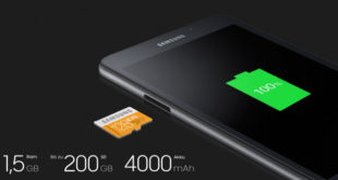 Samsung Galaxy tab A6: обзор и характеристики