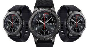 Samsung Gear S3 Frontier: умные часы для активных людей