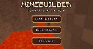 Minebuilder - аналог минекрафт для Android (Андроид)